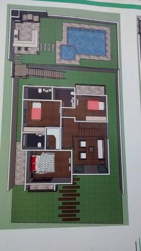casa residencial à venda, condomínio itatiba country club, itatiba. - ca0440