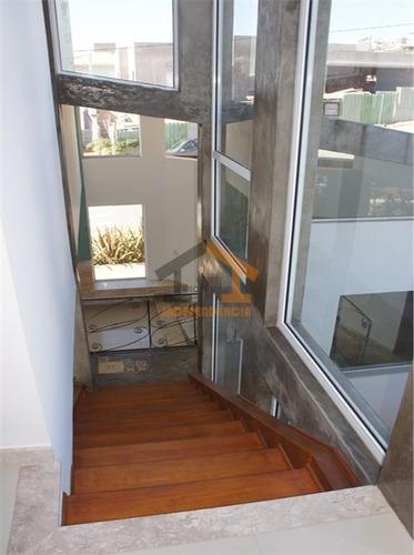 casa residencial à venda, condomínio itatiba country club, itatiba. - ca0626