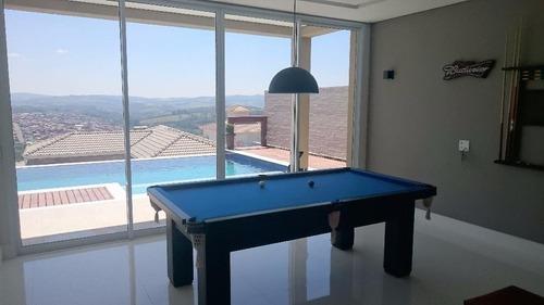casa residencial à venda, condomínio itatiba country club, itatiba. - ca0687