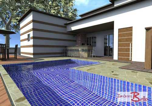 casa residencial à venda, condomínio itatiba country club, itatiba. - ca0786