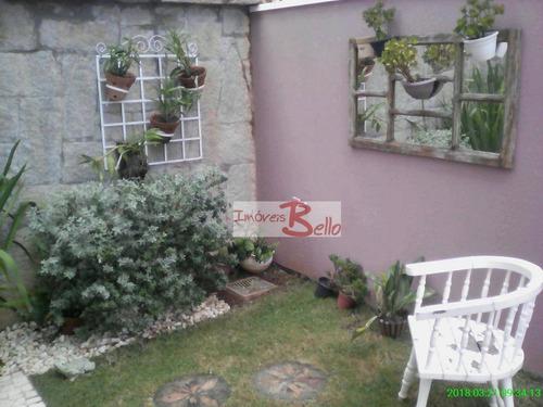 casa residencial à venda, condomínio itatiba country club, itatiba. - ca1003