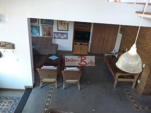 casa residencial à venda, condomínio itatiba country club, itatiba. - ca1063
