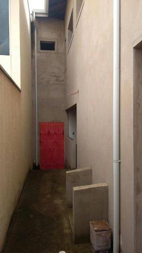 casa residencial à venda, condomínio jacarandas, paulínia. - ca1216