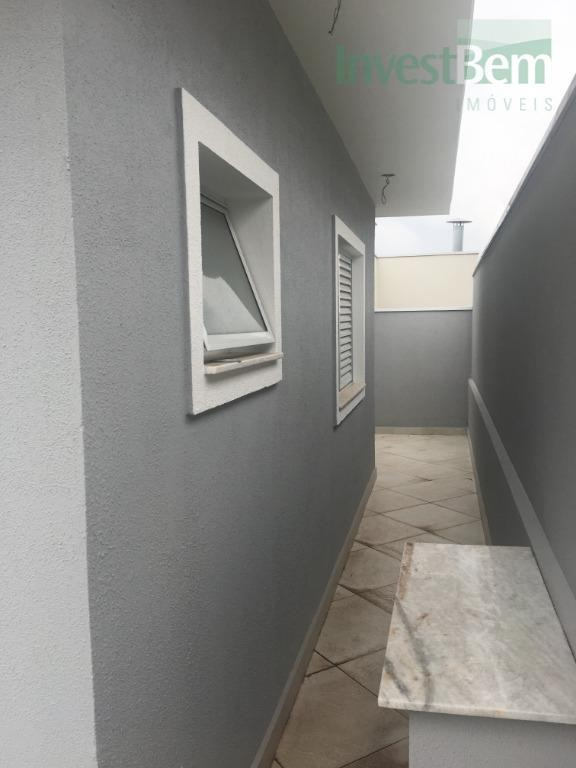 casa residencial à venda, condomínio le village, valinhos. - ca0432