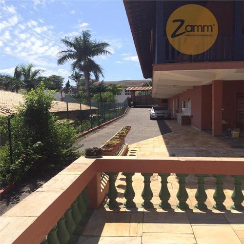 casa  residencial à venda, condomínio marambaia, vinhedo. - codigo: ca1262 - ca1262