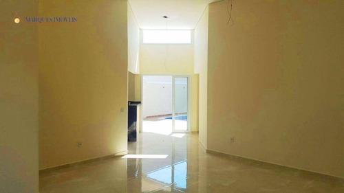 casa residencial à venda, condomínio maria dulce, indaiatuba - ca5925. - ca5925