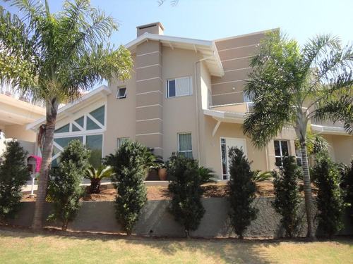 casa residencial à venda, condomínio millenium, valinhos. - ca5218