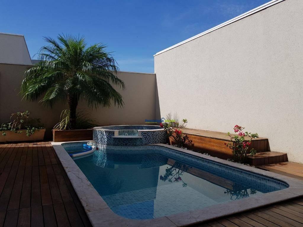 casa residencial à venda, condomínio parque residencial damha v, são josé do rio preto. - ca2029