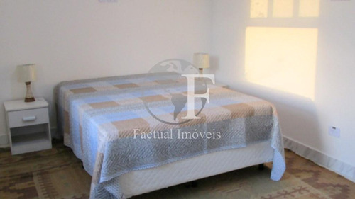 casa residencial à venda, condomínio península, guarujá. - ca2610