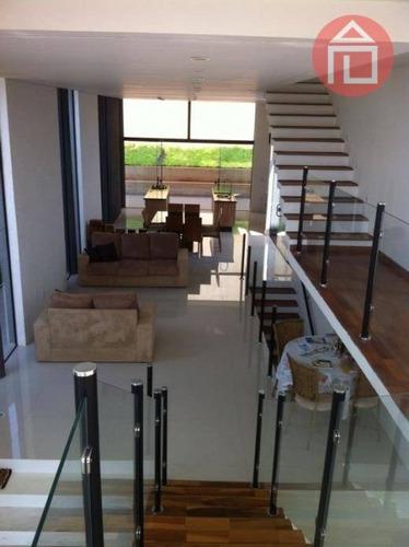 casa residencial à venda, condomínio portal de bragança horizonte, bragança paulista - ca0291. - ca0291