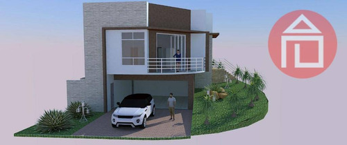 casa residencial à venda, condomínio portal de bragança horizonte, bragança paulista - ca1397. - ca1397