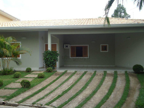casa residencial à venda, condomínio portal de itu, itu. - ca3621