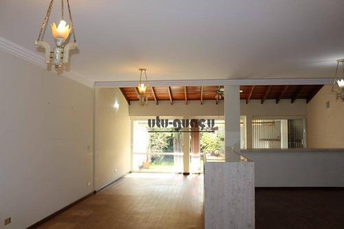 casa residencial à venda, condomínio portal de itu, itu. - ca5346