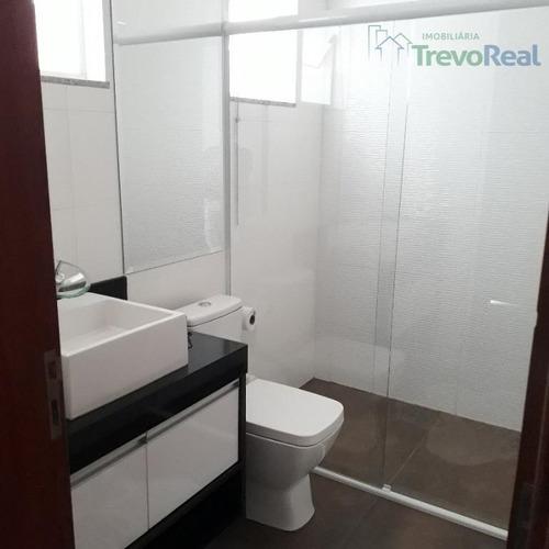 casa residencial à venda, condomínio portal do jequitibá, valinhos. - ca1478