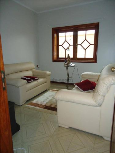 casa residencial à venda, condomínio portella, itu - ca2594. - ca2594