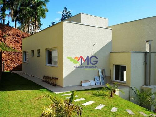 casa residencial à venda, condominio porto atibaia, atibaia. - ca0050