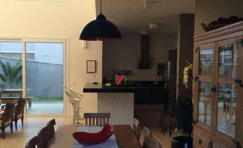 casa residencial à venda, condominio porto atibaia, atibaia. - ca1423