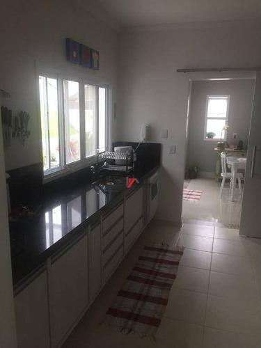 casa residencial à venda, condominio porto atibaia, atibaia. - ca1630