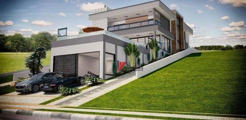 casa residencial à venda, condominio porto atibaia, atibaia. - ca1632