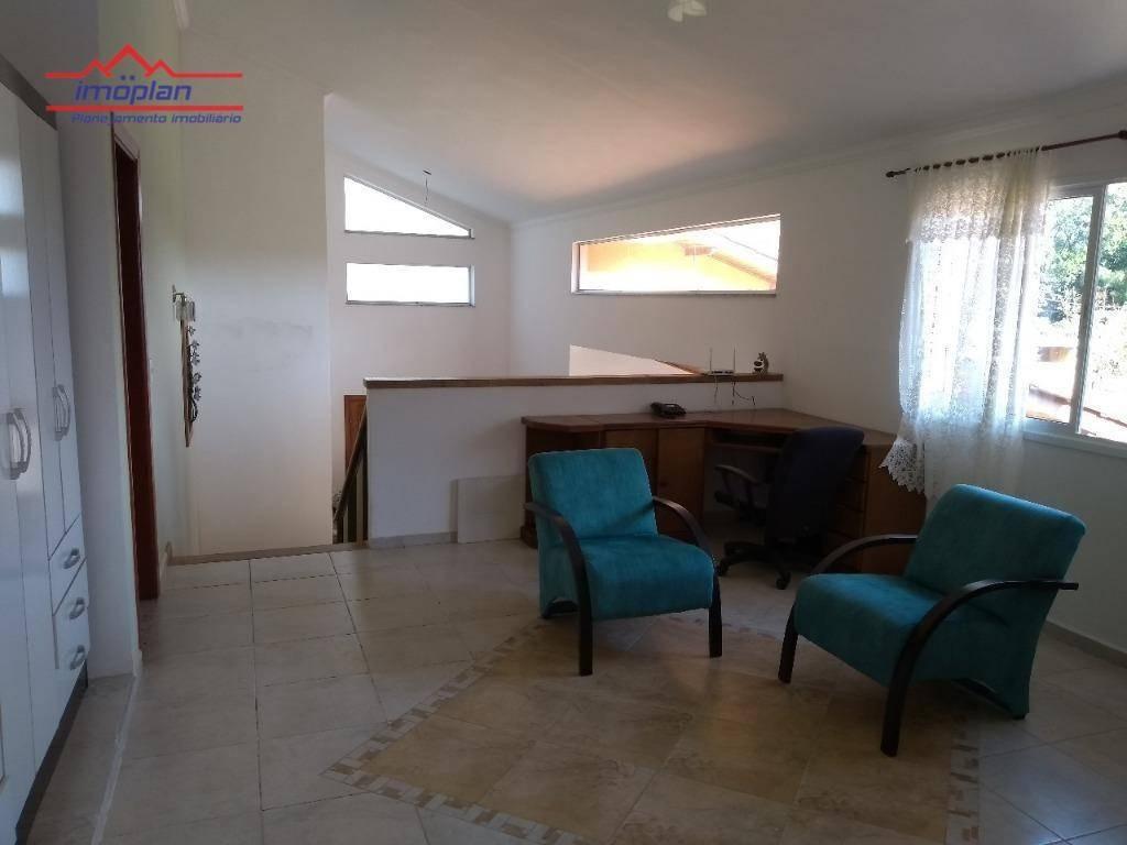 casa residencial à venda, condominio porto atibaia, atibaia. - ca3266