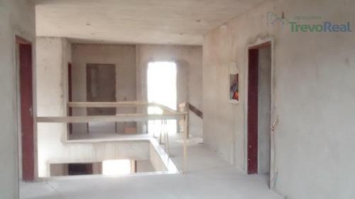 casa residencial à venda, condomínio porto seguro village, valinhos. - ca1604