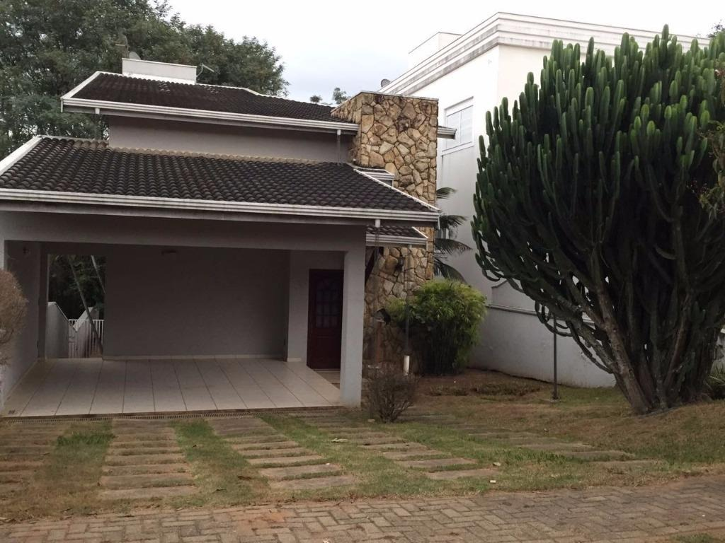 casa residencial à venda, condomínio reserva colonial, valinhos. - ca2122