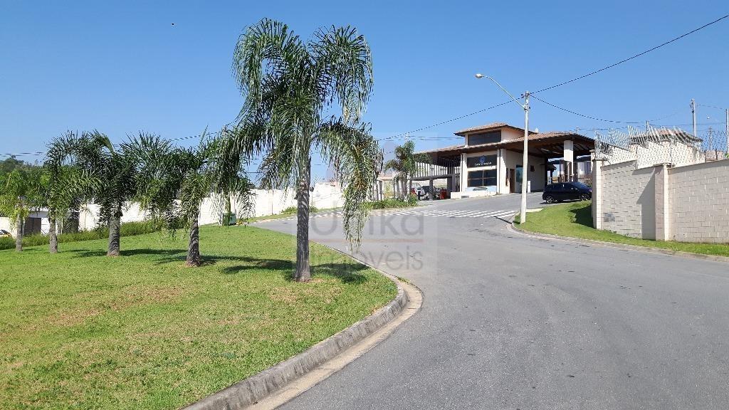 casa residencial à venda, condomínio reserva santa rosa, itatiba. - ca1100
