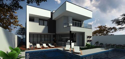 casa residencial à venda, condomínio residencial alphaville ii, são josé dos campos. - ca1270