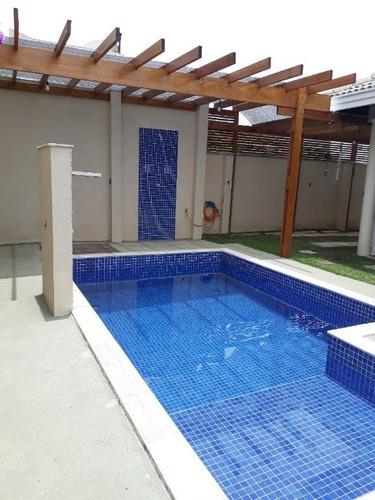 casa residencial à venda, condomínio residencial jaguary, são josé dos campos. - ca0049
