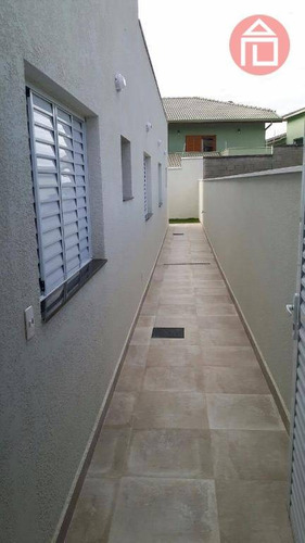 casa residencial à venda, condomínio residencial mirante de bragança, bragança paulista. - ca0946