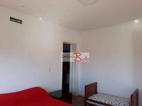 casa residencial à venda, condominio residencial paradiso, itatiba. - ca1050