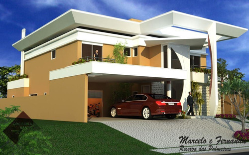 casa  residencial à venda, condomínio residencial reserva das palmeiras , valinhos. - codigo: ca1185 - ca1185