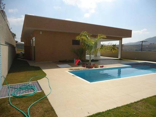 casa  residencial à venda, condomínio residencial reserva ecológica atibaia, atibaia. - ca0770