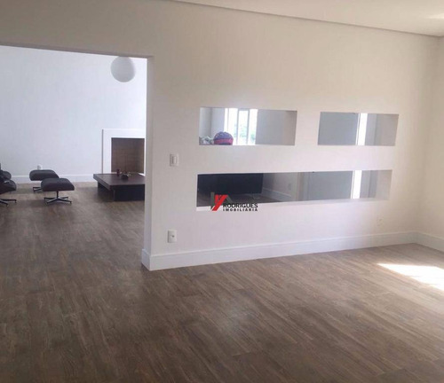 casa residencial à venda, condomínio residencial shamballa iii, atibaia. - ca1475