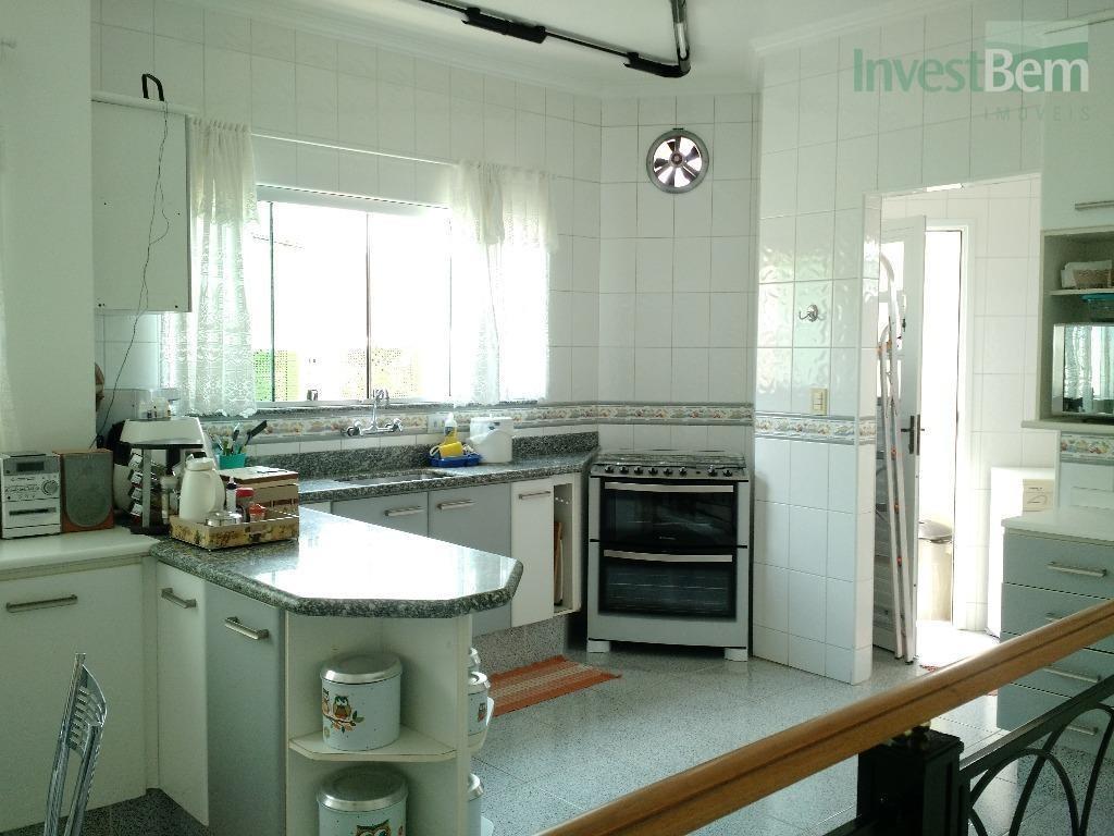 casa residencial à venda, condomínio residencial terras do caribe, valinhos. - ca0315