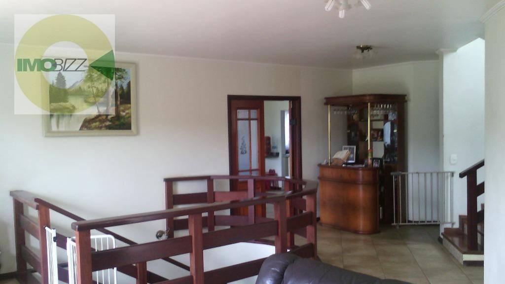 casa residencial à venda, condomínio residencial terras do caribe, valinhos. - ca1912