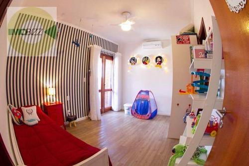 casa residencial à venda, condomínio residencial terras do oriente, valinhos. - ca1911