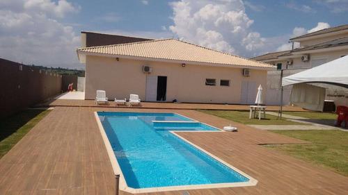 casa residencial à venda, condomínio saint charbel, araçoiaba da serra - ca4637. - ca4637