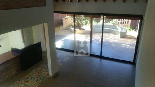 casa residencial à venda, condomínio san marco i- ilha adriamar, bonfim paulista. - ca0179