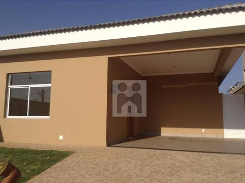 casa residencial à venda, condomínio san marco- ilha savóia, bonfim paulista. - ca0180