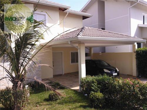 casa  residencial à venda, condomínio santa tereza, valinhos. - ca1641