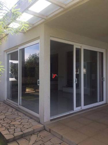 casa residencial à venda, condomínio serra da estrela, atibaia. - ca1348