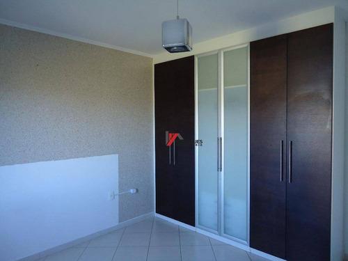 casa residencial à venda, condomínio serra da estrela, atibaia. - ca1392
