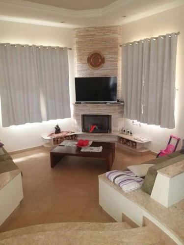 casa residencial à venda, condomínio shambala i, atibaia. - ca1522