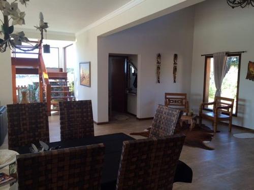 casa residencial à venda, condomínio shambala iii, atibaia - ca1564. - ca1564