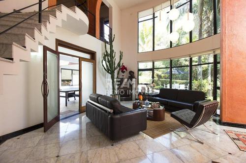 casa residencial à venda, condomínio são joaquim, vinhedo - ca2878. - ca2878