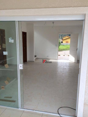 casa residencial à venda, condomínio terras de atibaia i, atibaia. - ca1052
