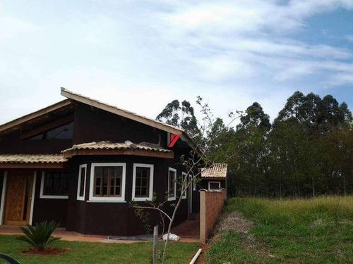 casa residencial à venda, condomínio terras de atibaia i, atibaia. - ca1086