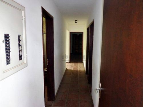 casa residencial à venda, condomínio terras de são josé, itu. - ca4876