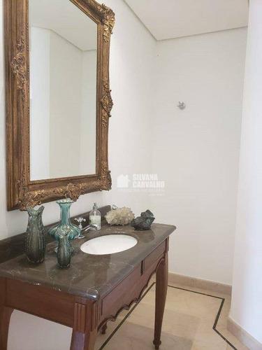 casa residencial à venda, condomínio terras de são josé, itu. - ca4938